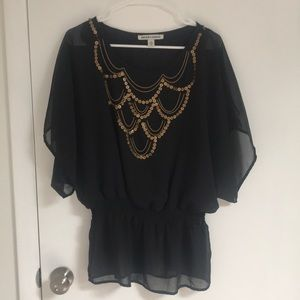 Andrew Charles size S Top